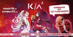 Kagi Nippon He ~ Anime Nippon-Jin: K ANIME FEST 2017 - Quito, Ecuador, 12 y 13 de Ag...