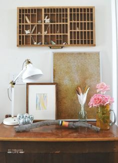 15 Fabulous Ideas To Give Your Walls Instant Vintage Charm {My Fabulous Life}