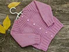 Gift for girl sweater knit light pink sweater baby knitted coat easter outfit baby girl cardigan winter blush pink cardigan toddler jacket Baby Boy Cardigan, Baby Girl Cardigans, Knitted Baby Cardigan, Toddler Sweater, Knitted Coat, Hand Knitted Sweaters, Girls Sweaters, Baby Sweaters, Pink Sweater