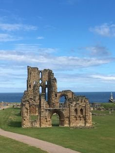 Tynemouth priory English Heritage, Newcastle, Great Britain, Exploring, Trips, Landscapes, Creatures, England, Mansions