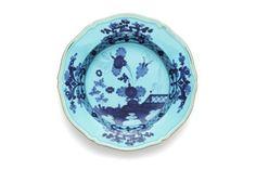 Richard Ginori 1735 - Antico Doccia - Oriente Italiano Iris: Round Buffet…