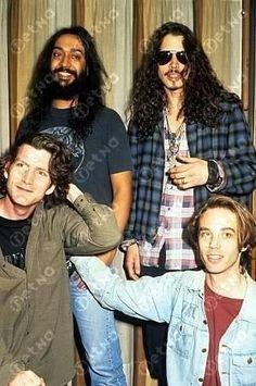 Chris Cornell and Soundgarden Audioslave Chris Cornell, Temple Of The Dog, Rage Against The Machine, Book People, Eddie Vedder, Rock Legends, Pearl Jam, Most Beautiful Man, Mothers Love