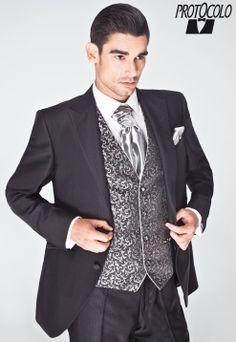 Traje de novio modelo Lillo. #boda #novio #trajenoivo #casamento #noivo #roupanoivo