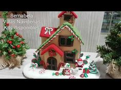 Holidays And Events, Villas, Ideas Para, Gingerbread, Amy, Make It Yourself, Youtube, Bag, Creative Crafts