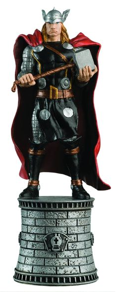 Marvel Chess #8 Thor.