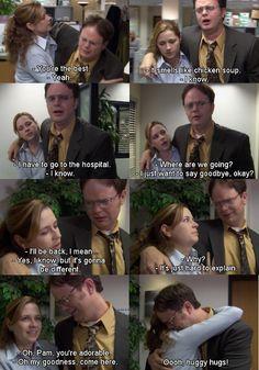Love Dwight K. Schrute.