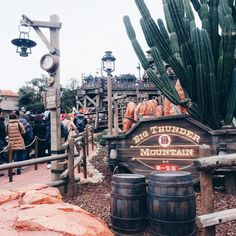 Big Thunder Mountain found in Westernland.
