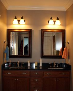 Lovely Double-Bowl Vanity In The Master Bathroom For The Ultimate In Convenience - plan 111D-0018 | houseplansandmore.com