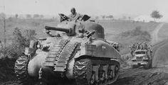 M4A1 Sherman Medium Tank