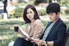 """I Remember You"": Jang Nara & Seo In Guk Are A Stylin' Crime Fighting Duo"