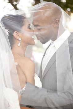 Real Weddings {Florida}: Candace & Jack! - Blackbride.com