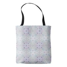 Ulta-Viloet Bursts Tote Bag - flowers floral flower design unique style