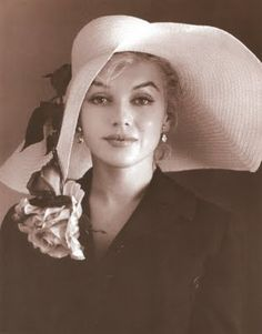 Marilyn at her finest; great photography.