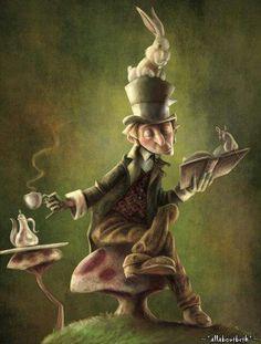 Alice in wonderland: Mad Hatter