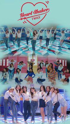 Twice Kpop, Kpop Girls, Wallpaper, Display, Backgrounds, Wallpapers