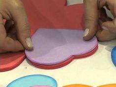 Jogo para cianças em EVA | children grame in EVA