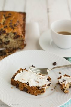 I will never eat plain old banana bread again! This Chocolate Chip Banana Bread is quite simply AWESOME. We all know that chocolate makes everything better, including Banana Bread. Banana Bread has always been a staple breakfast food at our house. Bananas are the one fruit that our whole family loves including the little one …