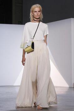 Vionnet Ready To Wear Spring Summer 2014 Paris - NOWFASHION