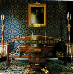 Empire Style in Sweden- Neoclassicism in the North: Swedish Furniture and Interiors