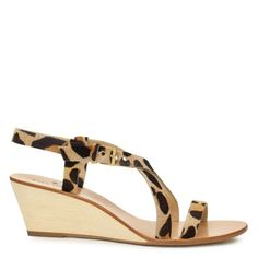 Cute wedges by Kate Spade.