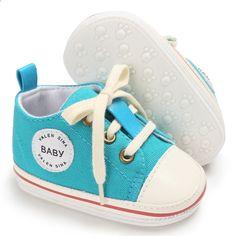 999bb348876ec Breathable Canvas Baby Shoes 0-18 miesięcy Chłopcy Buty 8 Kolor Wygodne  dziewczyny Baby Sneakers