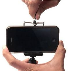 Amazon.co.jp: シンプルなスマートフォン用三脚マウント スマートフォン 三脚 三脚固定ホルダー 三脚ネジ穴搭載 大サイズ 5.5cm~8.5cm: ホーム&キッチン Griddle Pan, Iphone, Grill Pan