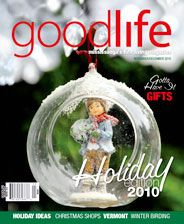 GoodLife Mississauga November/December 2010 Holiday