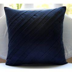 Handmade Navy Blue Accent Pillows, Contemporary Pillow Co... https://www.amazon.com/dp/B00D0RENK8/ref=cm_sw_r_pi_dp_x_ASuqybX93Q0YV