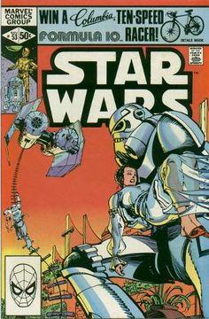 Star Wars Marvel Comics #53
