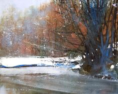 Landscape Paintings by David Lidbetter