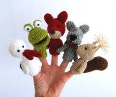 crochet animal frog faces - Google Search