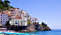 What to Pack for Italy's Amalfi Coast in Fall