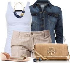 """""""Stripes and Shine Contest #3"""" by angkclaxton ❤ liked on Polyvore"""