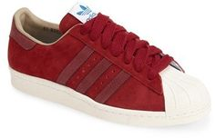 adidas 'Superstar 80s Bid' Suede Sneaker (Men)