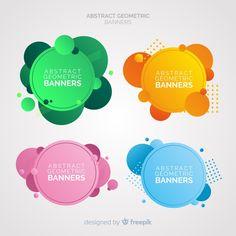 Infographic Powerpoint, Infographics, App Design Inspiration, Brand Guidelines, Mobile App Design, Geometric Background, Social Media Design, Banner Design, Marketing Digital