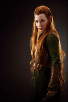 Tauriel daughter of Mirkwood