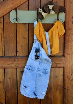 Outfit per la gita al casale