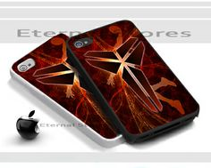 Kobe Logo ,For iPhone 4/4s Black Case Cover | Eternalstores - Accessories on ArtFire