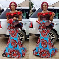 beautiful long ankara dress styles, trtendy and classy ankara gown styles Ankara Long Gown Styles, Ankara Dress Styles, Trendy Ankara Styles, Ankara Gowns, Blouse Styles, African Fashion Ankara, Latest African Fashion Dresses, African Print Fashion, African Prints