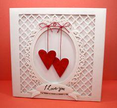 Fancy Valentine by newkidfish (Cathy A), via Flickr