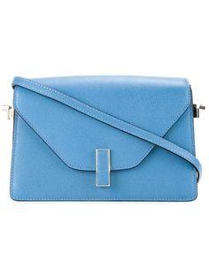 VALEXTRA Envelope Shoulder Bag. #valextra #bags #shoulder bags #leather #