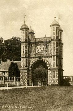 Kent, Ashford, Eastwell Gateway c.1919