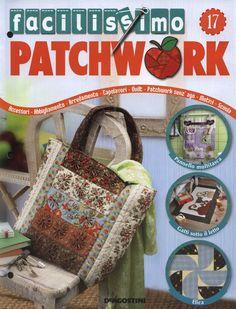 Foto: Patchwork Bags, Free Books, Book Crafts, Craft Books, Revista Magazine, Quilt Blocks, Sewing Magazines, Book And Magazine, Quilt Patterns