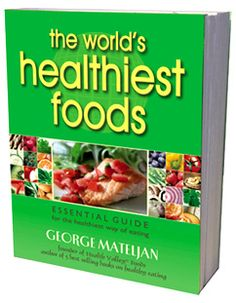 The World's Healthiest Foods by George Mateljan. A really awesome recipe book with over 500 recipes - and most only have 5 ingredients and take less than 7 minutes to prepare.