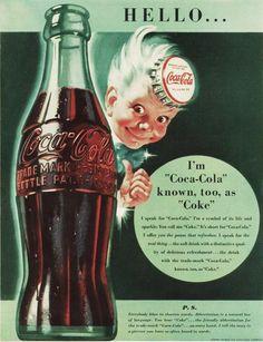 1942 Coca Cola