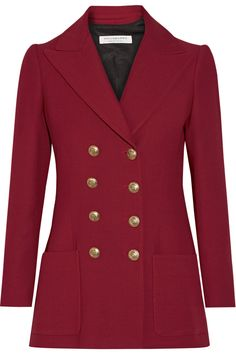 198087ab1408 Duchess Kate in red blazer for Valentine s Day with Air Cadets