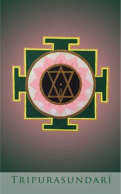 Shri Yantra, Kali Mata, Indian Artist, Indian Gods, Gods And Goddesses, Sacred Geometry, Magick, Mythology, Spirituality
