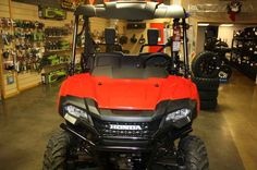 New 2017 Honda Pioneer 700 ATVs For Sale in Arkansas. 2017 Honda Pioneer 700, PRICE DOES NOT INCLUDE ACCESSORIES Heartland Honda is Arkansas's 1st Honda Powerhouse Dealership. We have been in business since 1996, and we are a locally owned and operated business. We sincerely appreciate the opportunity to earn your business. Please contact us for more information. *Price includes all manufacturer rebates, incentives and promotions. **Price is Manufacturer's Suggested Retail Price (MSRP) OF…