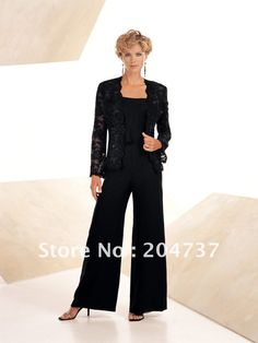 Snow spins the bride mother dress suits Three-piece Mother clothing: pants, coat, coat Manual nail bead on AliExpress.com. 5% off $103.79