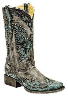 Corral boots - yes please!